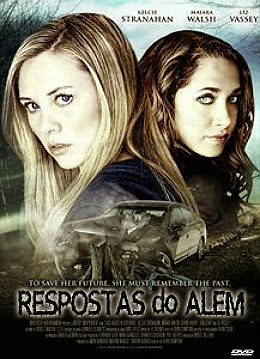 Filme Poster Respostas do Além DVDRip XviD & RMVB Dublado