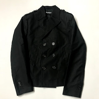 Neil Barrett Black Jacket