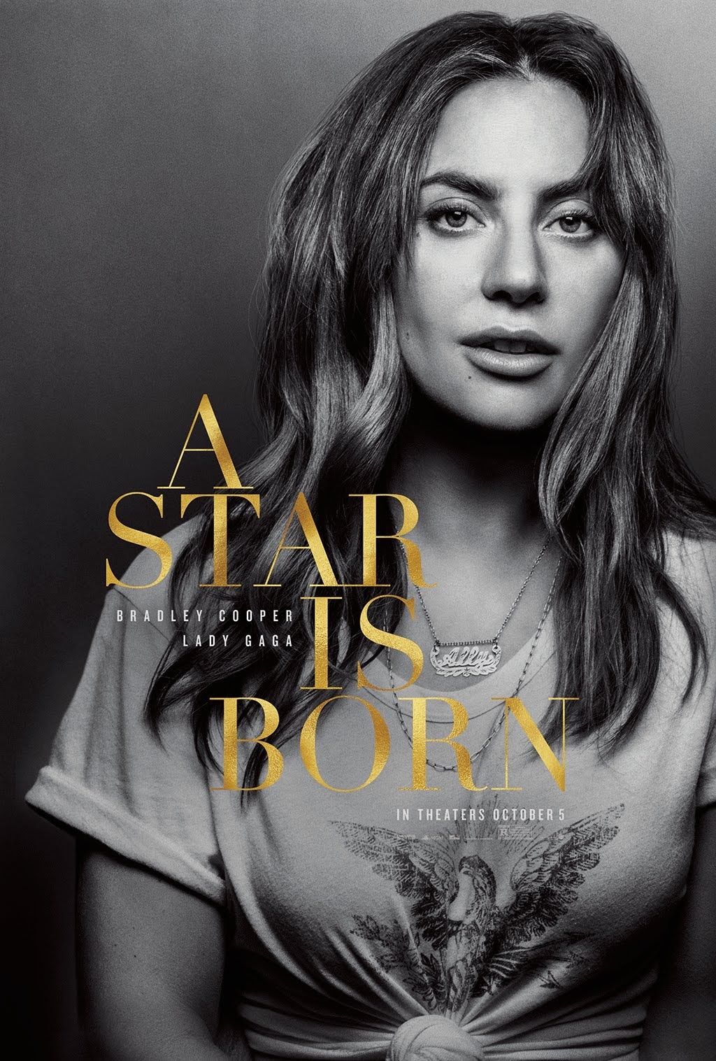 A STAR IS BORN movie poster No.2