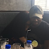 Di'Ja shares rare loved up photos of herself with her husband on a lunch date