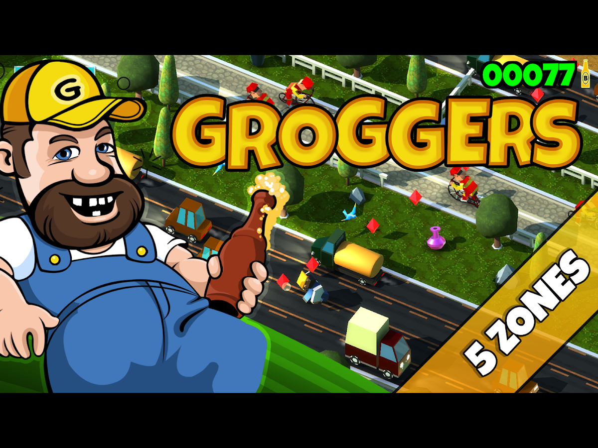 Groggers- screenshot