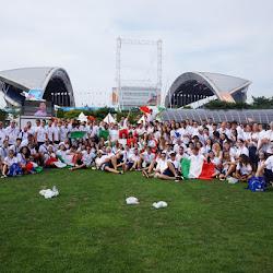 Universiade Gwangju 2015: Cerimonia di apertura