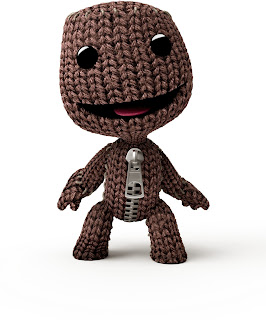 Sack Boy from Little Big Planet