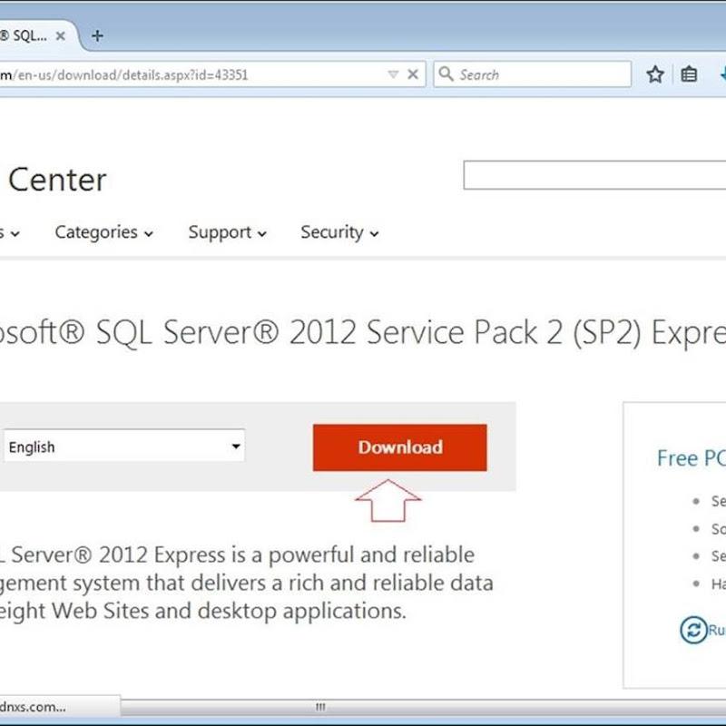 Hướng dẫn cài đặt và cấu hình SQL Server Express 2012