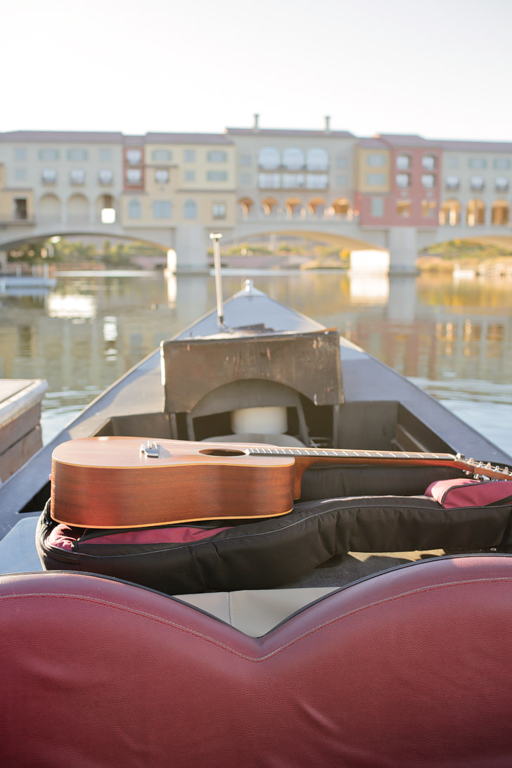 Romantic Gondola Ride Lake Las Vegas Activities.