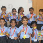 World's Smile Day Celebrated by Grade 1 at Witty World Chikoowadi 2017-18