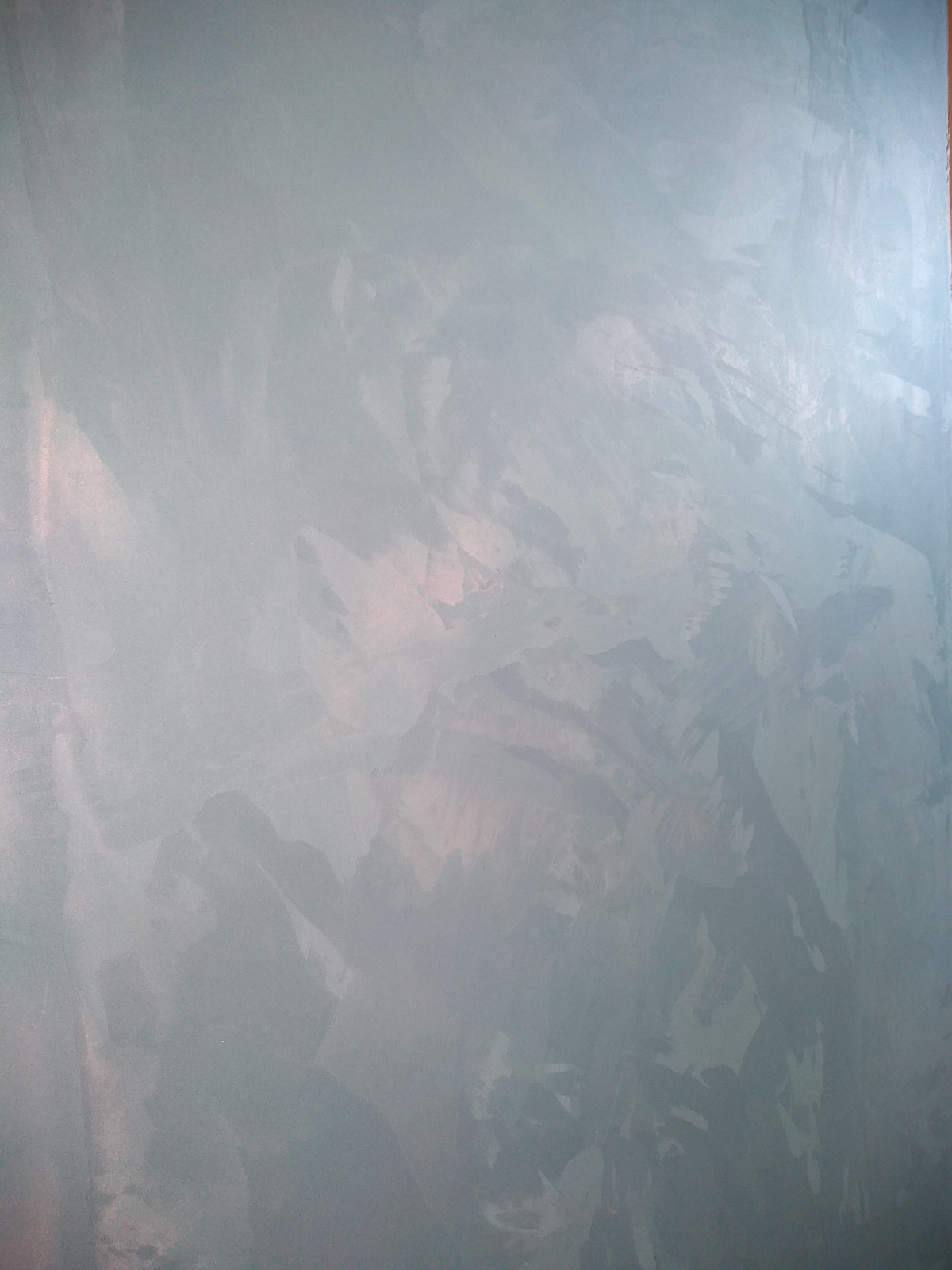 Amostra de pintura decorativa Velvet