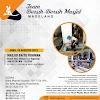 Bergabunglah dalam Kegiatan Bersih-Bersih Masjid Baiturrahman Butuh Dlimas Tegalrejo Kabupaten Magelang