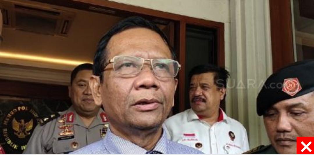 Sebut Dokumen Tapol Papua Sampah, Politikus Demokrat Kritik Mahfud MD