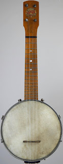 Will Van Allen Revelation Soprano Banjo Ukulele