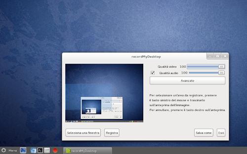 Record Desktop