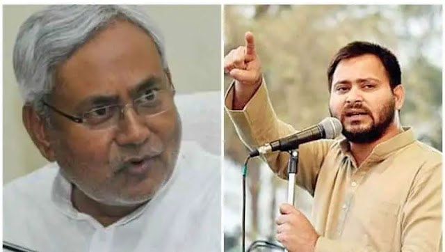 Tejashwi's attack on Nitish's '8-9 children' body, said- PM ji is also 6-7 siblings, where is the target ...