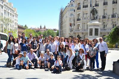 Madrid de las 'Letras' y de los Borbones