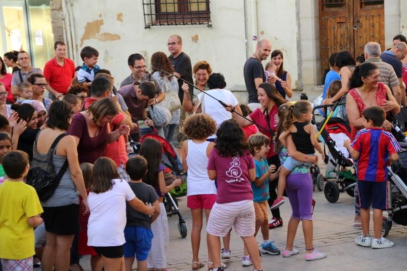 Festa infantil i taller balls tradicionals a Sant Llorenç  20-09-14 - IMG_4259.jpg