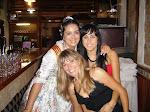 Lorena, Ana i Isa.
