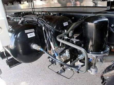 Secara Teori Sistem Rem Full Air Bus Mercedes Benz Tidak Mungkin Blong, Mengapa Blong Juga? Ini Penyebabnya