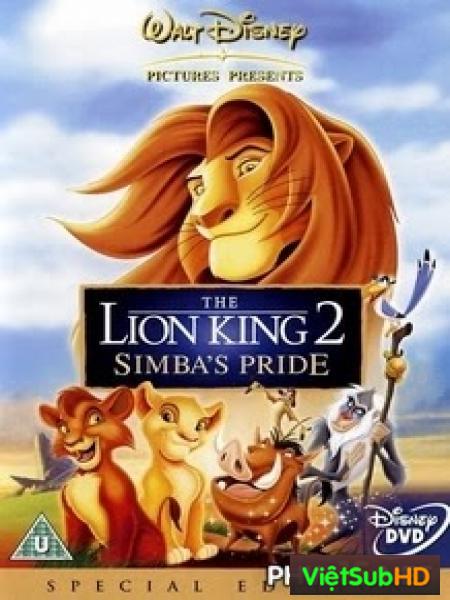 Vua Sư Tử 2: Niềm Kiêu Hãnh Của Simba