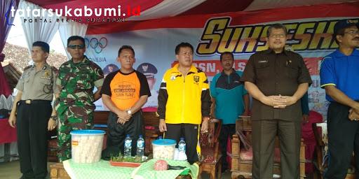 Olimpiade Olahraga Siswa Nasional 2019 Kabupaten Sukabumi