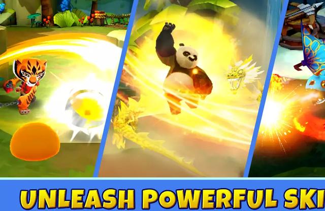Ön Kayıt - DreamWorks Universe of Legends