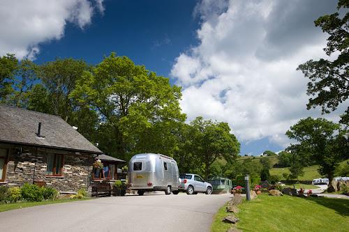Camping  at Park Cliffe Caravan and Camping Estate Bar and Res