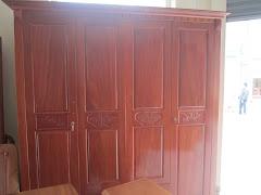 Tủ quần áo gỗ MS-176 (Còn hàng)
