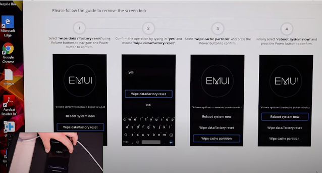 How to Unlock Android Phone without Password