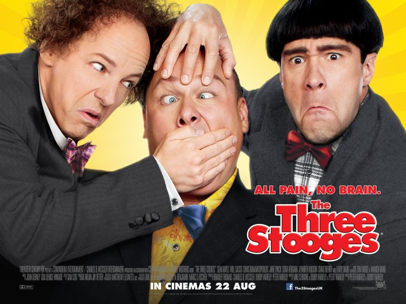 Ba Chàng Khờ - The Three Stooges (2012)