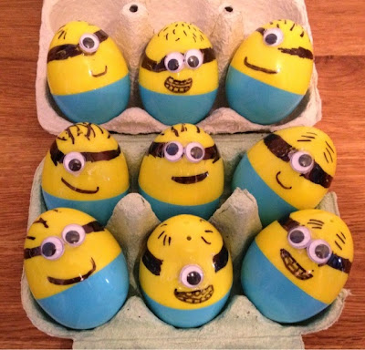 Easter Minion Eggs Despicable Me Minions