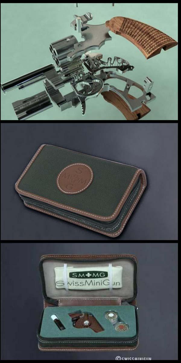 Blog Serius Serius Cool The Swiss Mini Gun Pistol