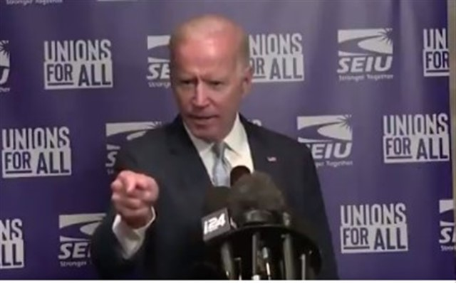 Biden Melts Down After Reporter Asks About His Son's Dirty Dealings