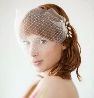 2014歐式新娘髮型大揭秘