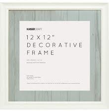 Kaisercraft Frame 12X12 - White