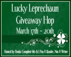 Lucky Leprechaun Giveaway Winner