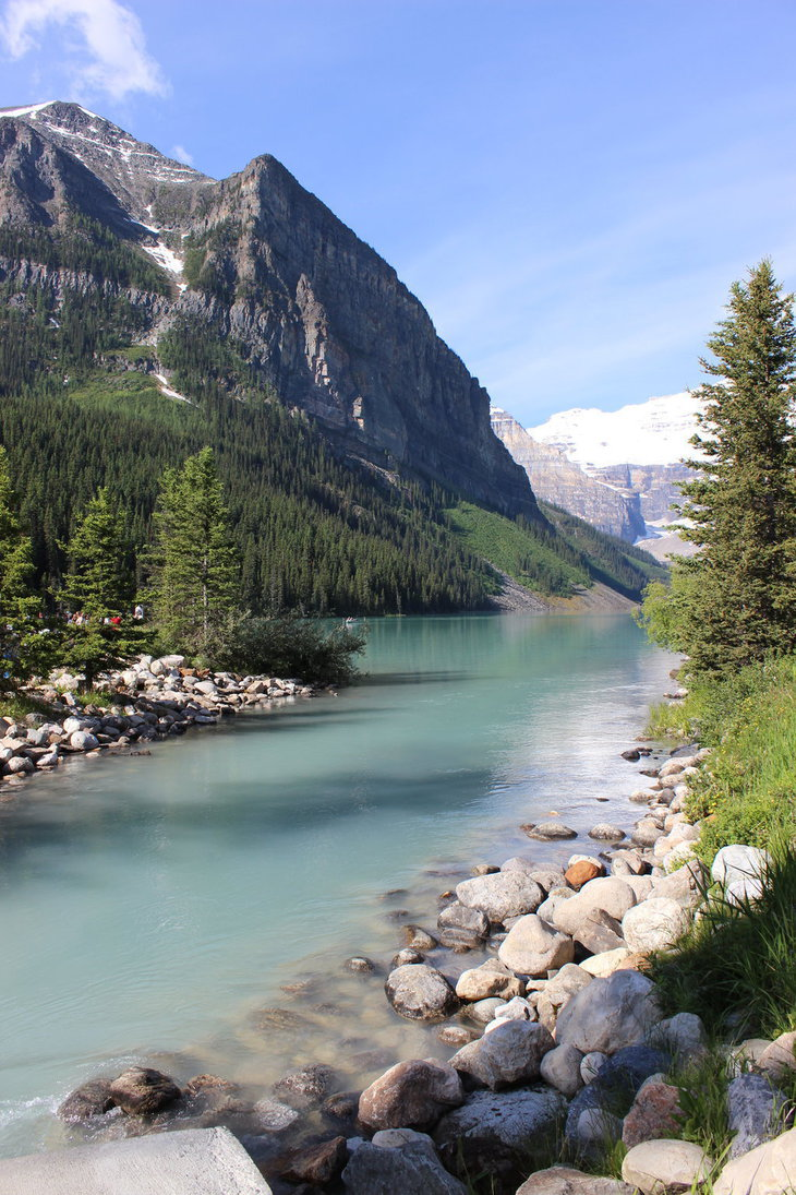 Summer Scenes - Lake Louise2 by Qrinta1
