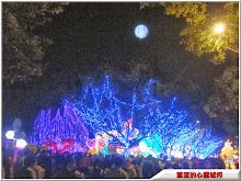 萬頭鑽動的2014台灣燈會