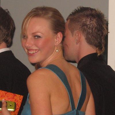 Tori - Back view