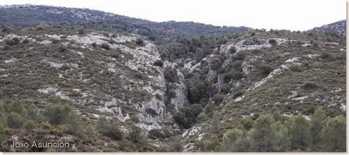 Baranc de les Coves - Alcoy
