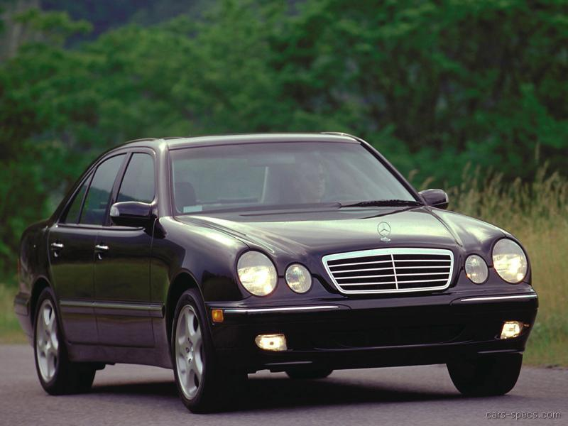 1995 mercedes benz e class sedan specifications pictures for Mercedes benz e class specifications