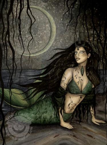 Moon And Mermaid, Moon Magic