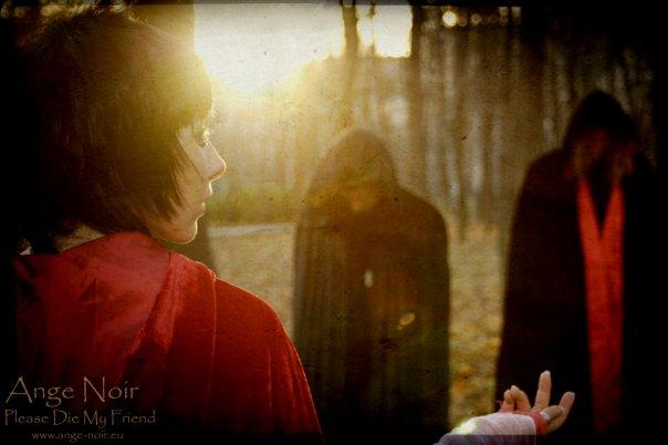 Ange Noir Please Die My Friend, Black Magic