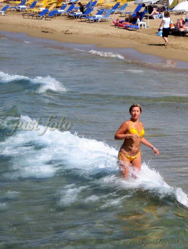 Херсониссос Крит пляжи