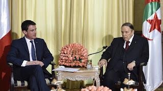 Manuel Valls : «Chacun connaît mon respect à l'égard du président Bouteflika»
