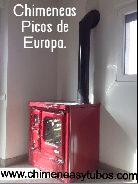 Chimeneas picos de europa cocina de le a venta e - Chimeneas picos de europa ...