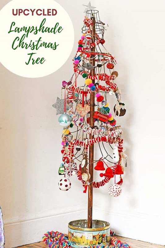 upcycled-lampshade-wire-rustic-christmas-tree-pin2