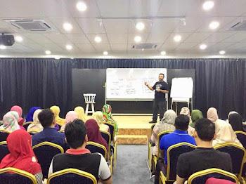 Diari WAHM: Kelas Storytelling bersama WAHM