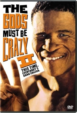 The Gods Must Be Crazy II - Đến thượng đế cũng phát khùng 2