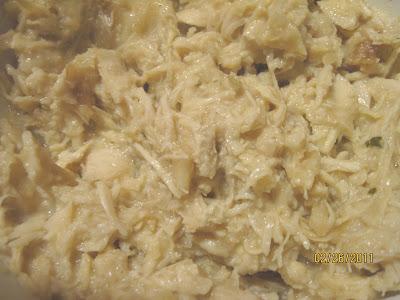 Easy creamed chicken recipes