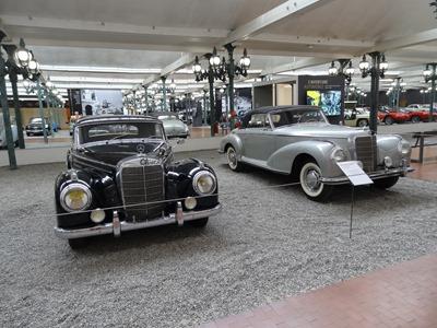 2017.08.24-187 Mercedes-Benz Coupé Type 300SC 1956 et Mercedes-Benz Cabriolet