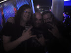 With Kevin & Luc from GORGUTS