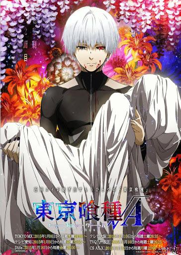 Tokyo Ghoul √A ปอบโตเกียว Season 2 ตอนที่ 1-12 END [พากย์ไทย]